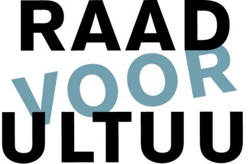 Raad voor Cultuur publiceert stelseladvies
