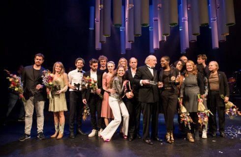 Winnaars toneelprijzen 2017