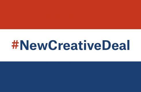 Culturele en creatieve sector presenteert New Creative Deal
