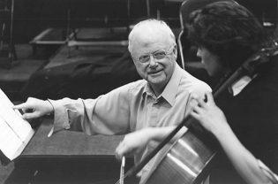 Componist Louis Andriessen (82) overleden
